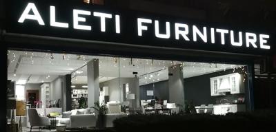 Aleti Furniture - модерни и класически мебели от Италия.