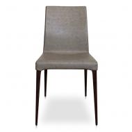 Тапициран луксозен италиански стол за трапезария. Модел Donna, производител Antonello, Италия. Висок клас модерни мебели за трап