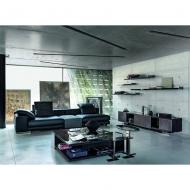 Луксозна мека мебел модел Atlas. Arketipo, Италия. Модерни италиански мебели - ъглови дивани,кресла, тапицерия, текстил, кожа.