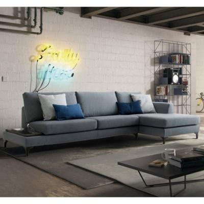 Мека мебел модел Avatar. Le Comfort, Италия. Модерни италиански дивани с текстилна или кожена тапицерия