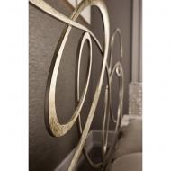 Mодел Ghirigori - спалня с метална табла. Производител: Cantori, Италия.  Луксозни италиански метални спални.