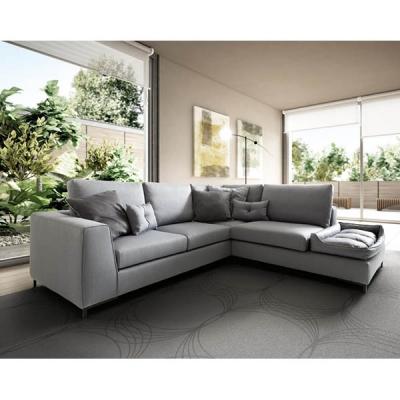 Модерен модулен италиански диван с текстилна тапицерия модел Harmony. Le Comfort, Италия - италиански мебели, дивани, кресла, сп