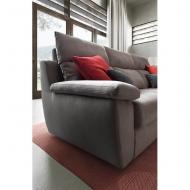 Мека мебел с изцяло сваляща се текстилна тапицерия. Модел Medea. Le Comfort, Италия. Италиански мебели за дневна - дивани и крес