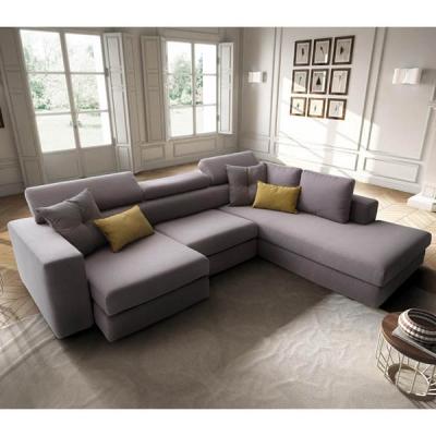 Модерна модулна мека мебел с механизми за промяна дълбочината на сядане и височината на облягане. Модел Paloma, Le Comfort. Моде