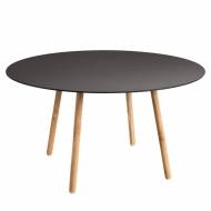 Колекция Round - градинска мебел от тиково дърво, производител Point1920, Испания. Висококачествени мебели за открити пространст