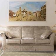 Класически модел диван Versailles, производител Rigosalotti, Италия.  Разнообразие от различни по размери модули и изцяло свалящ