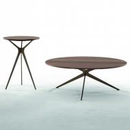 Модерни дизайнерски холни и помощни маси. Модел Tree, производител Tonin casa, Италия. Луксозни маси с модерна визия, олекотен д