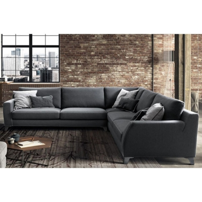 Мека мебел с изцяло сваляща се текстилна тапицерия. Разнообразие от различни по размери модули - 2-ка,3-ка, с лежанка, ъглова и
