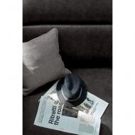 Кожен диван с лежанка и механизми на гръбните и седалните възглавници. Модел Gregory, Le Comfort, Италия. Модерни кожени италиан