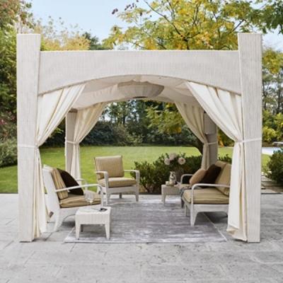 Шатра мод. Axolute - мебели и аксесоари от изкуствен ратан подходящи за външни условия. Производител: Atmosphera, Италия. Луксоз