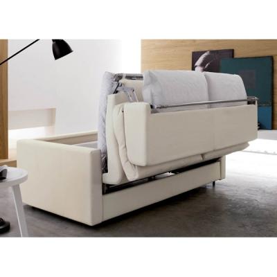 Модерен италиански диван с метален механизъм за разтягане. Модел Brend. Rigosalotti, Италия.