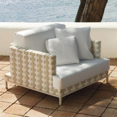 Колекция Caleta - мебели и аксесоари подходящи за външни условия. Производител: Point, Испания. Луксозни испански мебели за град