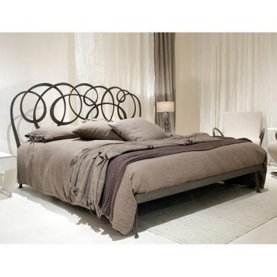 Mод. Daniel - спалня изработена от метал. Производител: Cantori, Италия. Луксозни италиански спални от метал (ковано желязо).
