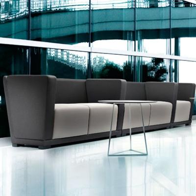 Мод. Circuit - офис дивани и др. мека мебел с кожена или текстилна тапицерия. Производител: Diemme, Италия. Модерна италианска о