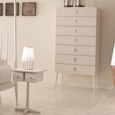 Mод. City - луксозен скрин и нощно шкафче. Производител: Cantori, Италия. Модерни и луксозни италиански мебели за спалня - скрон