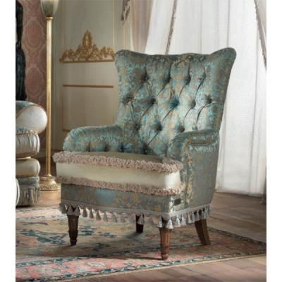 Класическо кресло Mод. Clizia. Производител: Epoque salotti- Egon Fustenberg, Италия