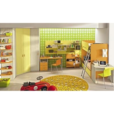 Модерни и класически италиански мебели за детска стая. Eresem, Colombini, C18. Стая за 2 деца. Обзавеждане за детски стаи от Ита