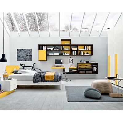 Модерни италиански мебели за юношески стаи. Колекция Golf Young, прини решения.