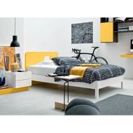 Модерни италиански мебели за юношески стаи. Колекция Golf Young.
