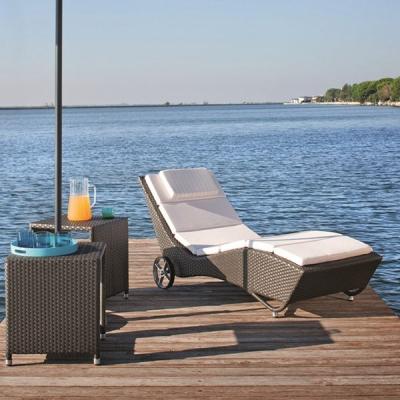 Мод. Delfino - мебели и аксесоари от изкуствен ратан подходящи за външни условия. Производител: Atmosphera, Италия. Луксозни ита