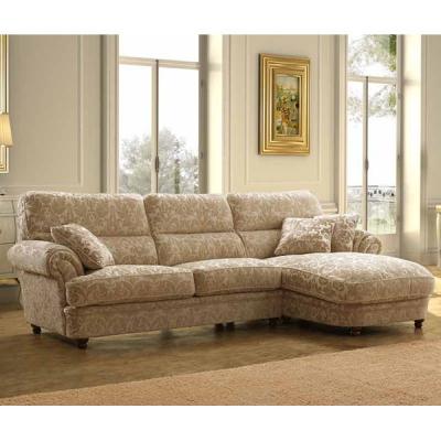 Класически диван модел Budapest. Dina tapizados, Испания. Класическа испанска мека мебел - кресло, двусет, трисет, с лежанка, ъг