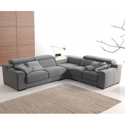 Модерен модулен испански диван - ъглов, с лежанка,кресло, двусет, трисет. Механизми на гръбните и седални възглавници. Испански
