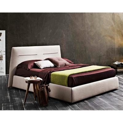 Тапицирана спалня модел Dylan. LeComfort, Италия. Модерни и дизайнерски италиански мебели за спалня- легла, скринове, тоалетки,