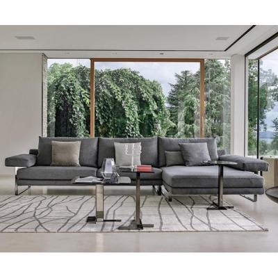 Мека мебел с изцяло сваляща се текстилна тапицерия мод. EGO. Производител: Arketipo, Италия. Луксозни и модерни италиански мебел