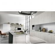 Модулен модел кухня с врати с естествен фурнир или лаково покритие модел Essenza. Colombini, Италия. Модерни и класически модели