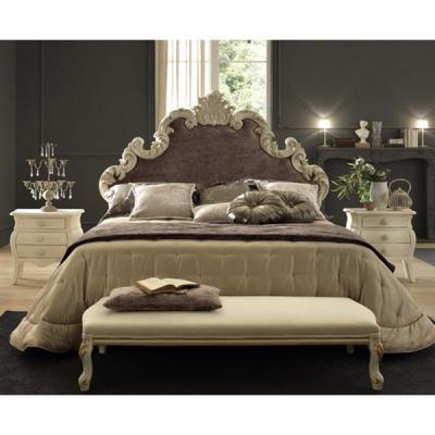 Луксозен класически модел спалня с възможност за поставяне на механизъм за контейнер модел Florence. Производител: Bolzan, Итали