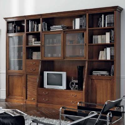 Мод. Palladio antiquo - класическа холна композиция от масив и дървесни материали. Производител: FM, Италия. Класически италианс