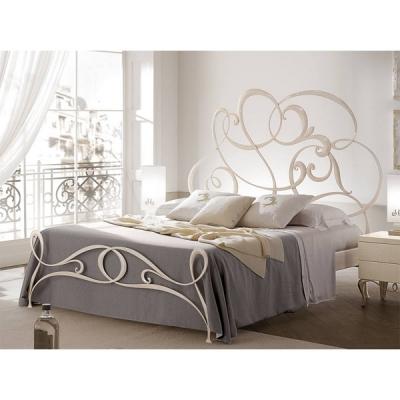 Mод. Gabriel - спалня с метална табла. Производител: Cantori, Италия. Луксозни италиански спални от метал.