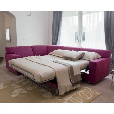 Мека мебел с механизъм за разтягане модел Garcia. Производител: Rigosalotti, Италия. Модерни дивани, канапета, ъглови дивани и к