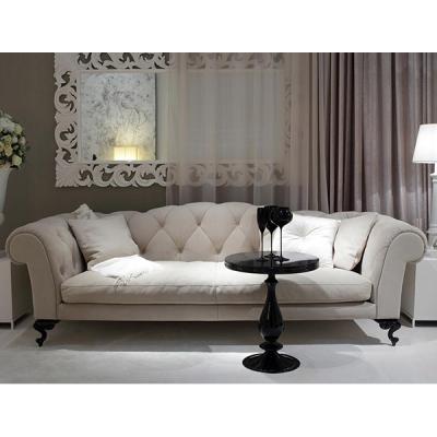 Мод. George - капитониран диван с текстилна или кожена тапицерия. Производител: Cantori, Италия. Луксозни класически италиански