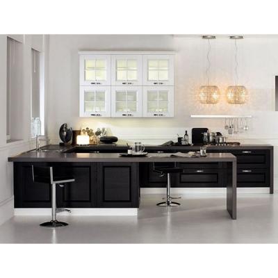 Модерна и винтидж кухня от масив и естествен фурнир модел Gioia. Модерни, винтидж италиански кухно от масив, естествен фурнир, л