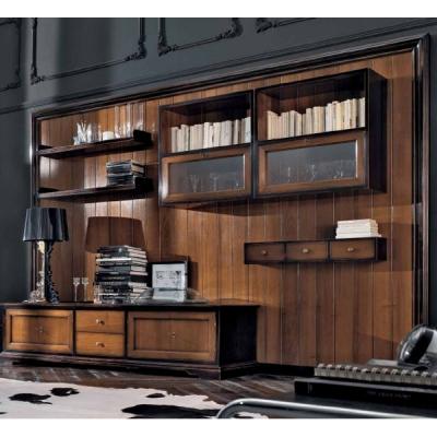 Колекция Palladio glamour - композиция за дневна от масивна дървесина и естествен фурнир. Производител: FM, Италия. Класически и