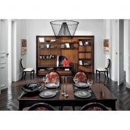 Мод. Palladio glamour - композиция за дневна от масивна дървесина и естествен фурнир. Производител: FM, Италия. Класически итали