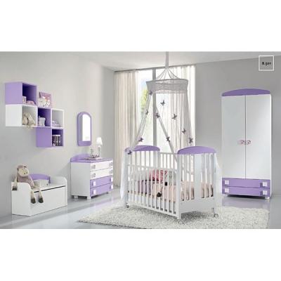 Модерни и класически мебели за бебешки стаи. Колекция Arcadia, Colombini, Италия. Италиански мебели за бебешки стаи - новородени