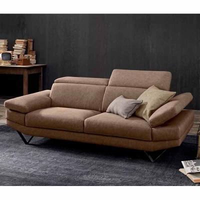 Кожен диван с механизми модел Howard. Производител: Le Comfort, Италия. Модерни италиански мебели с кожа-дивани, кресла и др.