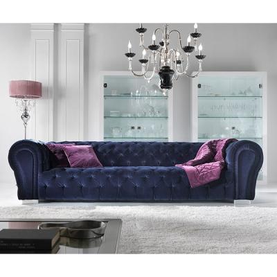 Луксозен класически диван модел Ivonne. Epoque salotti, Италия. Луксозни италиански мебели - дивани, кресла, ъглови дивани,мека