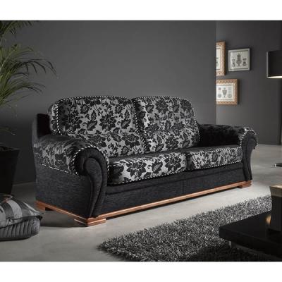 Класически диван модел Liceo. Dina tapizados, Испания. Класически испански мебели за дневна- кресло, двусет, трисет, диван с раз