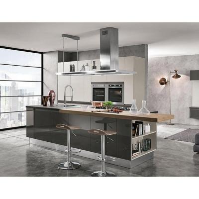 Модулна кухня модел Linea. Colombini, Италия. Модерни и клаисчески кухни по индивидуален проект. Кухни от масив, меламиново покр