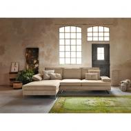 Мека мебел с механизми за промяна дълбочината на сядане модел Luis. Le Comfort, Италия.