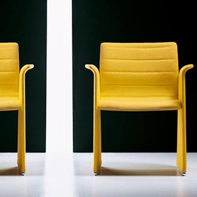 Мод. Mister. Модерни офис мебели - посетителски, конферентни, бар, заседателни, работни и директорски столове, кожени и текстилн