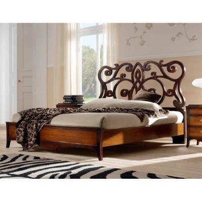 Мод. Monet - спалня от масивна дървесина. Производител: FM Bottega D'Arte, Италия. Луксозни класически италиански спални от маси