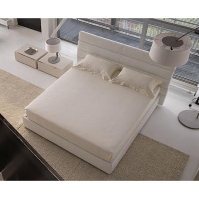 Спалня с кожена тапицерия мод. Monet. Производител: Cierre imbotti, Италия. Модерни кожени италиански спални с контейнер.