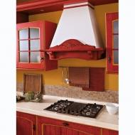 Класически модел италианска кухня Morgana. Производител: ARREX, Италия. Класически кухни от масив, МДФ, ПДЧ с естествен фурнир,