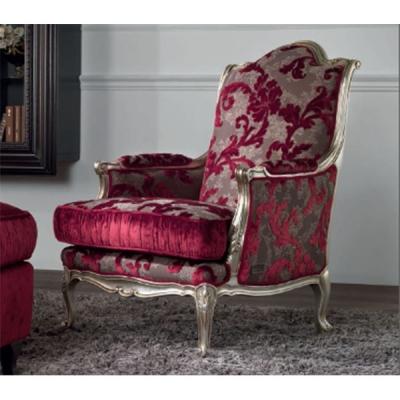 Класическо кресло Mод. Moses. Производител: Epoque salotti- Egon Fustenberg, Италия