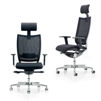 Модел Nest. Модерни офис мебели - посетителски, конферентни, бар, заседателни, работни и директорски столове, кожени и текстилни