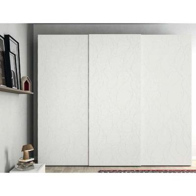Луксозен гардероб с врати на плъзгане модел Onda. Dall'agnese, Италия. Модерни луксозни италиански мебели за спалня- гардероби,